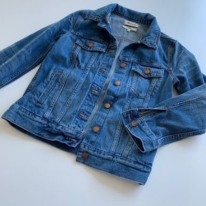 ❤️ Madewell Classic Jean Jacket Size Small